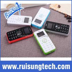 Original Melrose M007 Mobile Phone 1.0 Inch Mini Size Screen Super Slim MP3 Bluetooth Mini Phone Pocket Cell Phone