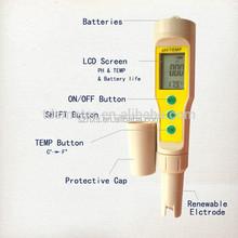 Hydroponic Aquarium Spa Pool Atc Ph Meter Digital Pen Type Water Tester