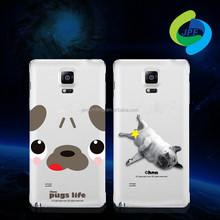 Customized Silicone back cover phone accessory/mobile phone case