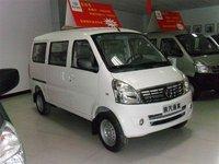 Economic 5-8 Seats Petrol Mini Van Bus