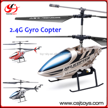 Infrared Verticraft China Outdoor 3 Channel Gyro 2.4G RC Hobby Copter Remote Control Helicopter With Lights Control