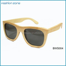 2015 hot selling polarized wooden and bamboo glasses sun protect