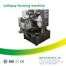 Ball shape lollipop candy forming machine