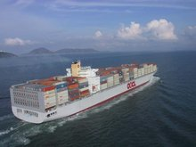 Clothings competitive sea freight rates to PULAU AYER CHAWAN from china