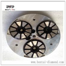 diamond floor grinding disc magnetic pad