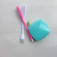 Hot selling Portable Mini USB led light for Desk/Computer/Laptop/power bank