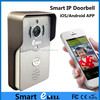 ATZ-DBV01P eBELL Brand Survellience IP Video Door Phone Use For Home Villa Apartment With 720P Resolution Camera PIR Alarm