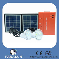 2015 hot sale solar energy kit with mobile phone charging