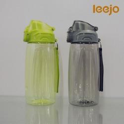 Unleaking bpa free tritan water bottle plastic 600ml custom design sports kettle jug