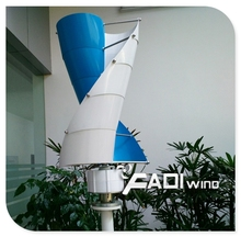 High Quality 100W Vertical Axis Wind Generator (FD-VNE-100W)