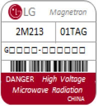 cost-effective lg magnetron 2m213.01tag for microwave oven parts