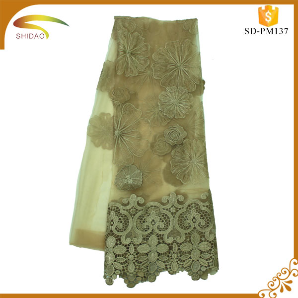 Lace wedding dresses dress making italian gold chemical for Wedding dress fabric samples
