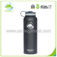40 oz Hydro Flask Insulated Stainless Steel Water Bottle with Wide Mouth