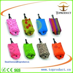 190T Fashion Nylon Foldable Shopping Bag