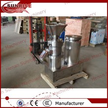stainless steel onion paste making machine/tomato paste making machine/garlic grinding machine