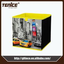Hot selling fabric foldable storage closet with low price