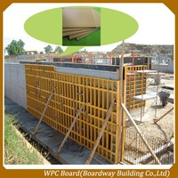 WPC Board ( PVC , Wood) Shuttering Plates Suitable For Construction