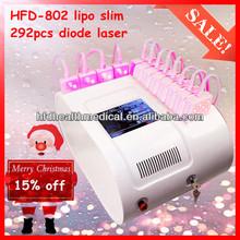 272pcs LDs 650nm&940nm lipo laser slimming machine