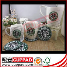 High Quality Art Craft disposable coasters for drinks table mat