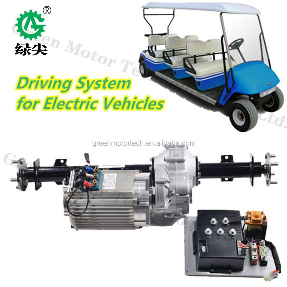 Used Electric Golf Cart Motors 25kw 48v 72v Buy Ac Motor