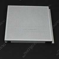 High Quality Perforated Aluminum Sheet Metal Ceiling Panel