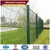 Hot-dipped Galvanized and PVC Coated Welded Wire Mesh Iron Fence Panel (1.8m*2.5m)