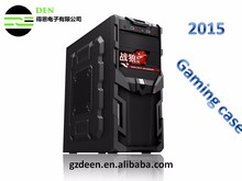 New!!Black Box ATX PC Gaming Computer Case