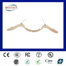 Taiwan alta frecuencia personalizada eléctrica película de poliéster de calor de placas