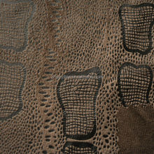 point bronzing faux suede fabric for sofa