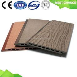 deep wood grain wpc plastic wall panel