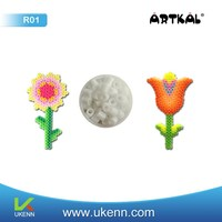 ARTKAL R-5mm soft educational non-toxic plastic fuse beads