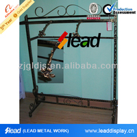 Cheap Extendable Metal Clothes Display Rack for Kids