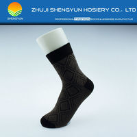 SY 107 100% bamboo socks thin cotton ankle socks unisex socks