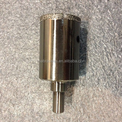 Vacuum Brazed Reinforced Concrete Diamond Core Drill Bits