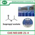 Worldyang líquido transparente e incoloro de acetato isopropilico 2- acetoxypropane; el ácido acético éster isopropilico amoniocas 108-21-4