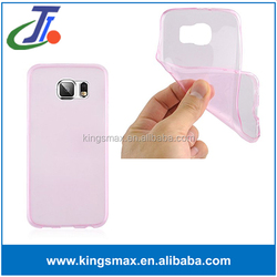 Wholesale TPU Soft Phone Case! Hot Sell Clear/Transparent Soft Cover Case!