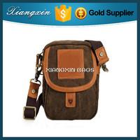 Cheap Soft Canvas Shoulder Bag High Quality Menssenger Bag