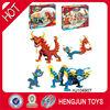 Intelligent block toy eco-friendly EVA building block kid's toy dragon HJ104907