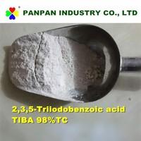 Triiodobenzoic acid 98%TC Plant growth regulator TIBA