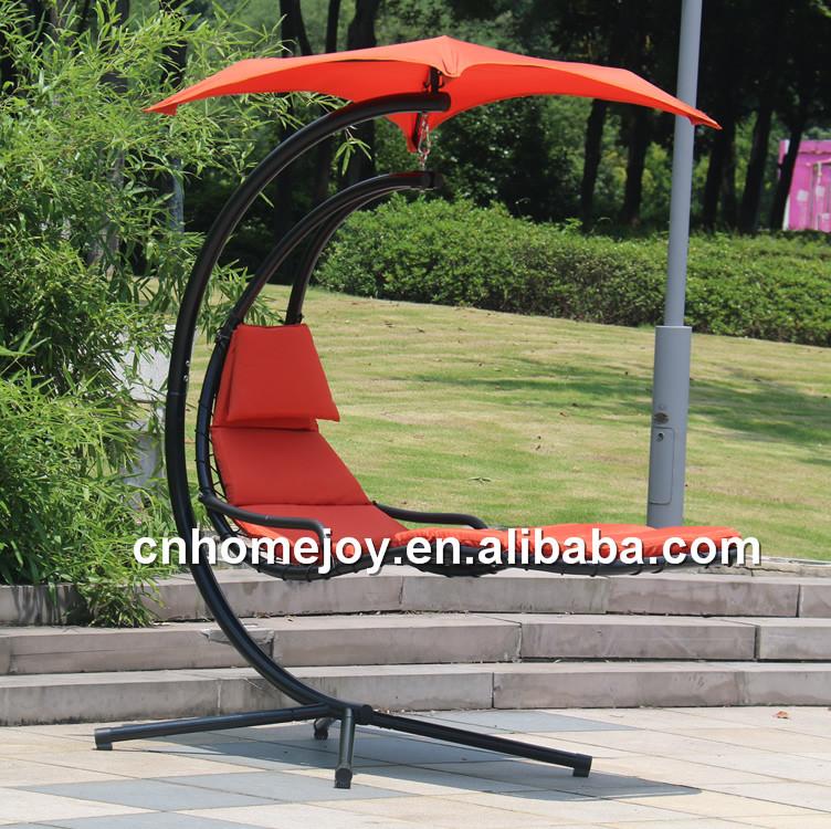 mobilier de jardin terrasse fauteuil suspendu h licopt re swing chaise avec support balan oire. Black Bedroom Furniture Sets. Home Design Ideas