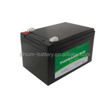 TOPBAND Hot Sale 12V 12AH LiFePO4 Battery Pack