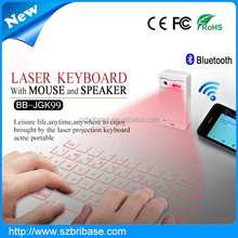 New Model Wireless laser Virtual keyboard for ipad,iphone,sumsung etc