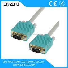 vga cable max resolution XZRV002/vga cable color code/vga cable 10m