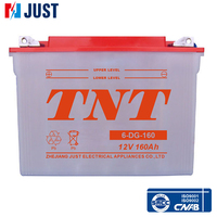 High quality 12v 160ah sealed acid electric vehicle battery wholesale with best price