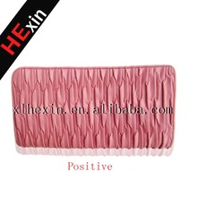 2015 Hot designer woman pu leather beautiful embroidered wallet