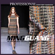 High quality polyester spandex retro style digital print girls skirt fabric play house