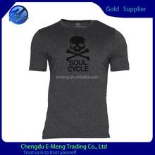 2015 new design custom printed men tshirt