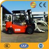 Chinese New Brand 3 Ton Diesel Forklift Paper Roll Clamp Attachment(with CE)