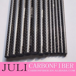 80% carbon fiber and 20% epoxy resin 3k carbon fiber rod/stick