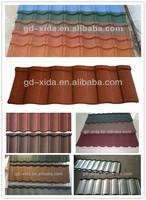 colorful asphalt Best Roofing Material for Residential tile roof